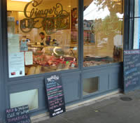 The Ginger Pig Organic Butcher - Award wining artisan organic butcher in the heart of Victoria Park, East London