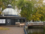 Pavilion cafe, Victoria Park, London E9, great for breakfasts!